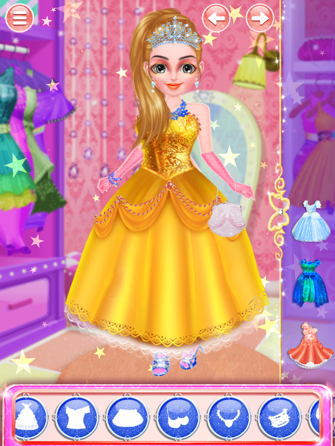 Princess Makeover Screenshot 3