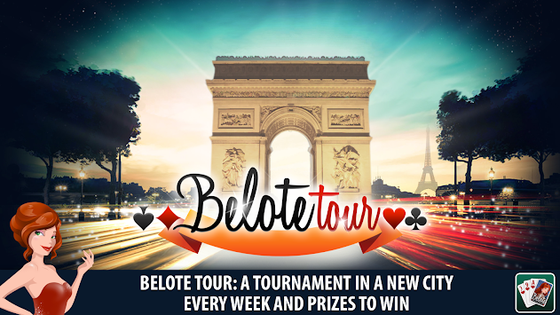 Belote Multiplayer APK screenshot thumbnail 4