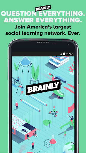 Brainly Homework Help & Solver screenshot 1