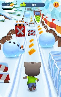 Download Talking Tom Gold Run lite Outfit7 APK