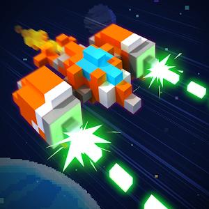 Space War : Danmaku Shooter For PC (Windows & MAC)