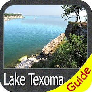 Texoma Lake Fishing Chart For PC / Windows 7/8/10 / Mac – Free Download