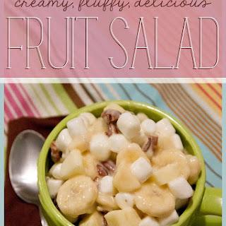 Fruit Salad Marshmallow Dressing Recipes