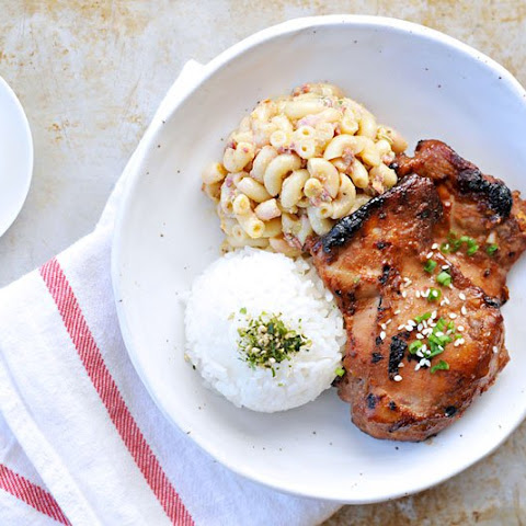 Charbroiled Shoyu Chicken