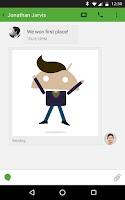Screenshot of Androidify