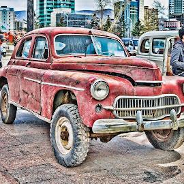 by Boldbaatar Tsend - Transportation Automobiles