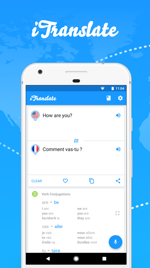 iTranslate - Free Translator Screenshot