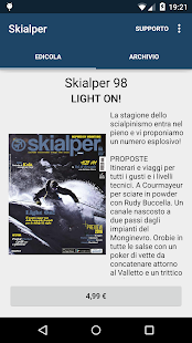 Skialper - screenshot