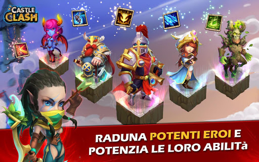 Castle Clash: Era Leggendaria - screenshot