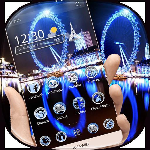 London Eye Theme Wallpaper (app)