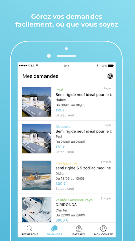 Samboat Screenshot