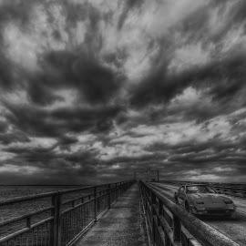 by Edward Allen - Landscapes Cloud Formations