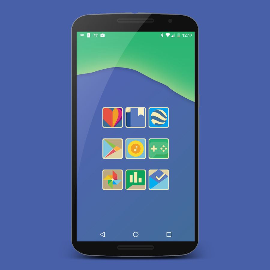 Retrofit Icon Pack Screenshot 4