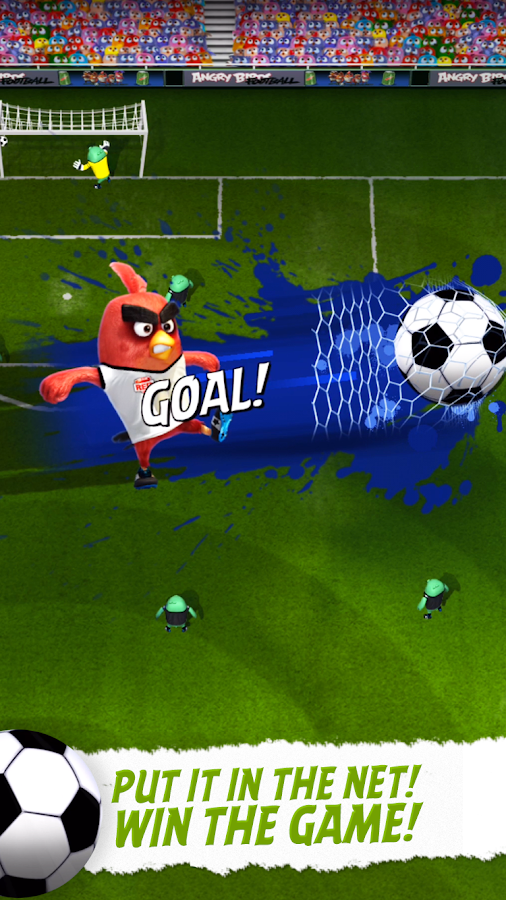 Angry Birds Goal! Screenshot 5