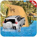 Offroad Land Cruiser Jeep APK for Bluestacks