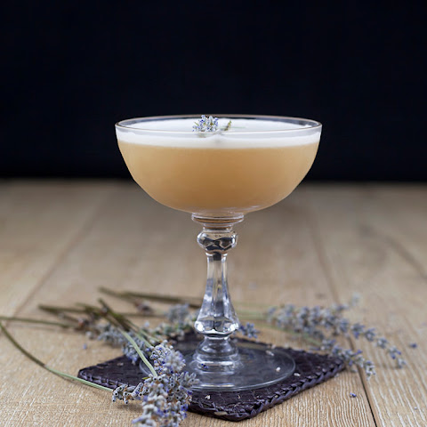 Lady Jane {an earl grey gin cocktail}