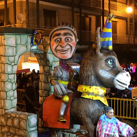 Carnival Putinagno  by Ginny Serio - Public Holidays Easter