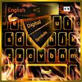 Free Orange Flame GO theme APK for Windows 8