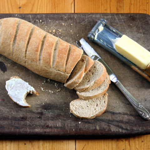 Versatile Quick Every Day Bread from Fresh Ground Wheat –