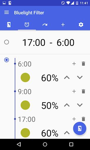 Bluelight Filter for Eye Care screenshot 3