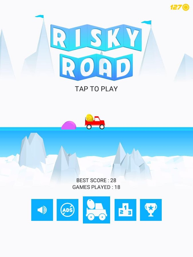Risky Road Screenshot 5