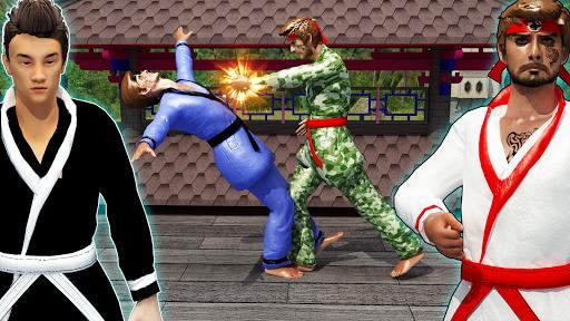 Karate Fighting Kung Fu Tiger screenshot 1