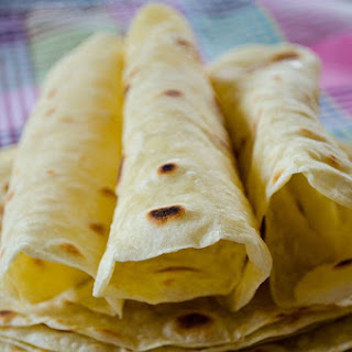 Homemade Flour Tortillas Without Baking Powder Recipes