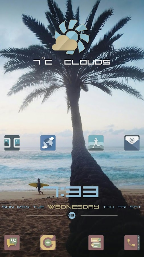 Zai2 Weather Komponents Kustom Screenshot 7