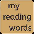 App my reading words APK for Windows Phone