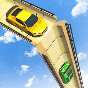 Mega Ramp Stunts For PC