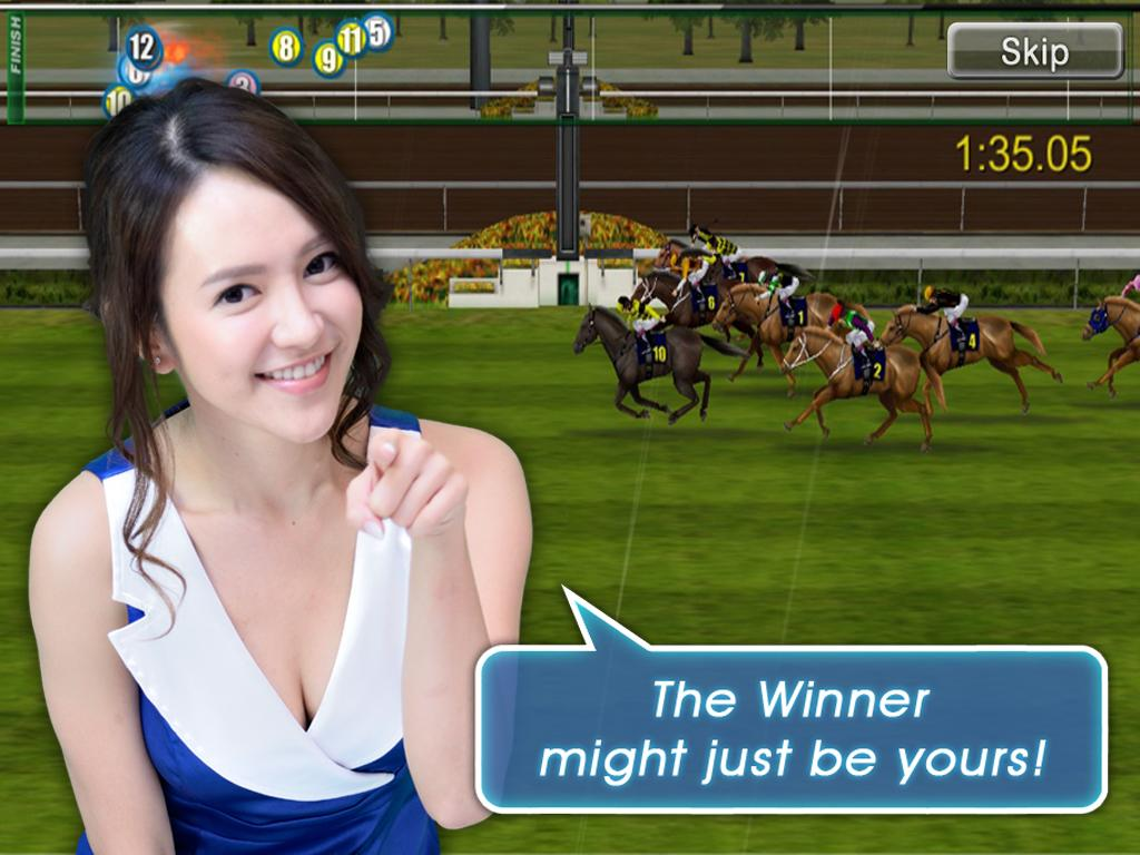 iHorse Racing 2 Screenshot 2