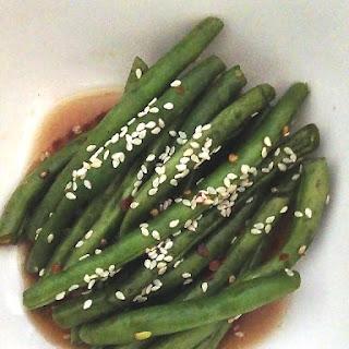 Raw Green Bean Salad Recipes