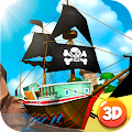 Free Pirate Battleship Fight 3D APK for Windows 8