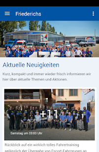 Carl Friederichs GmbH - screenshot