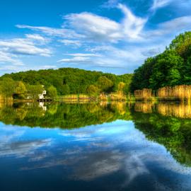 My little paradise by Siniša Biljan - Landscapes Waterscapes