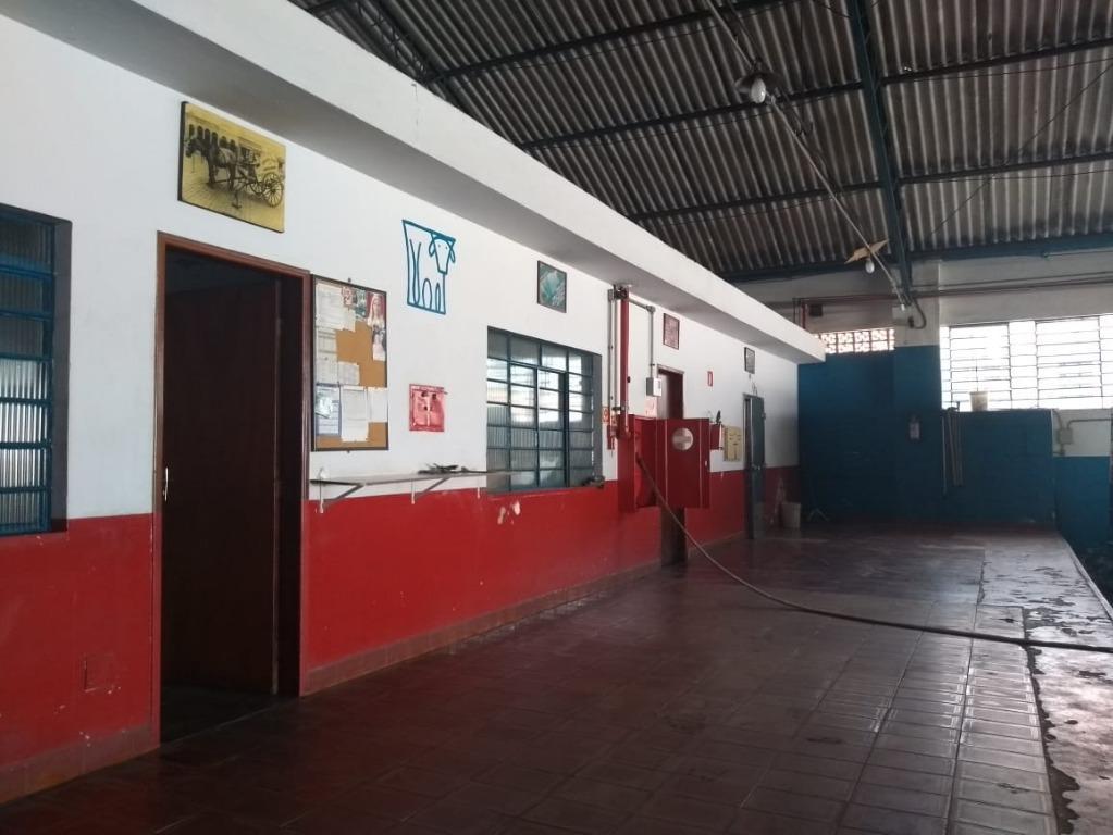 Galpão comercial para venda e locação, Jardim Bom Clima, Gua