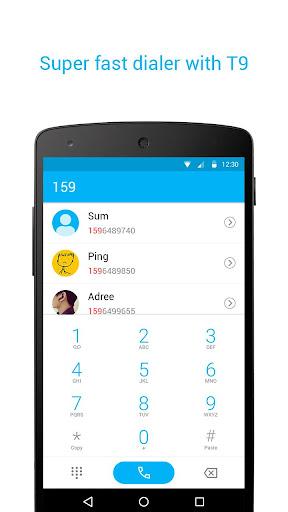 GO Dialer - screenshot