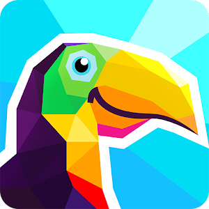 Poly Artbook - puzzle game For PC / Windows 7/8/10 / Mac – Free Download