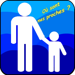 Où sont mes proches?