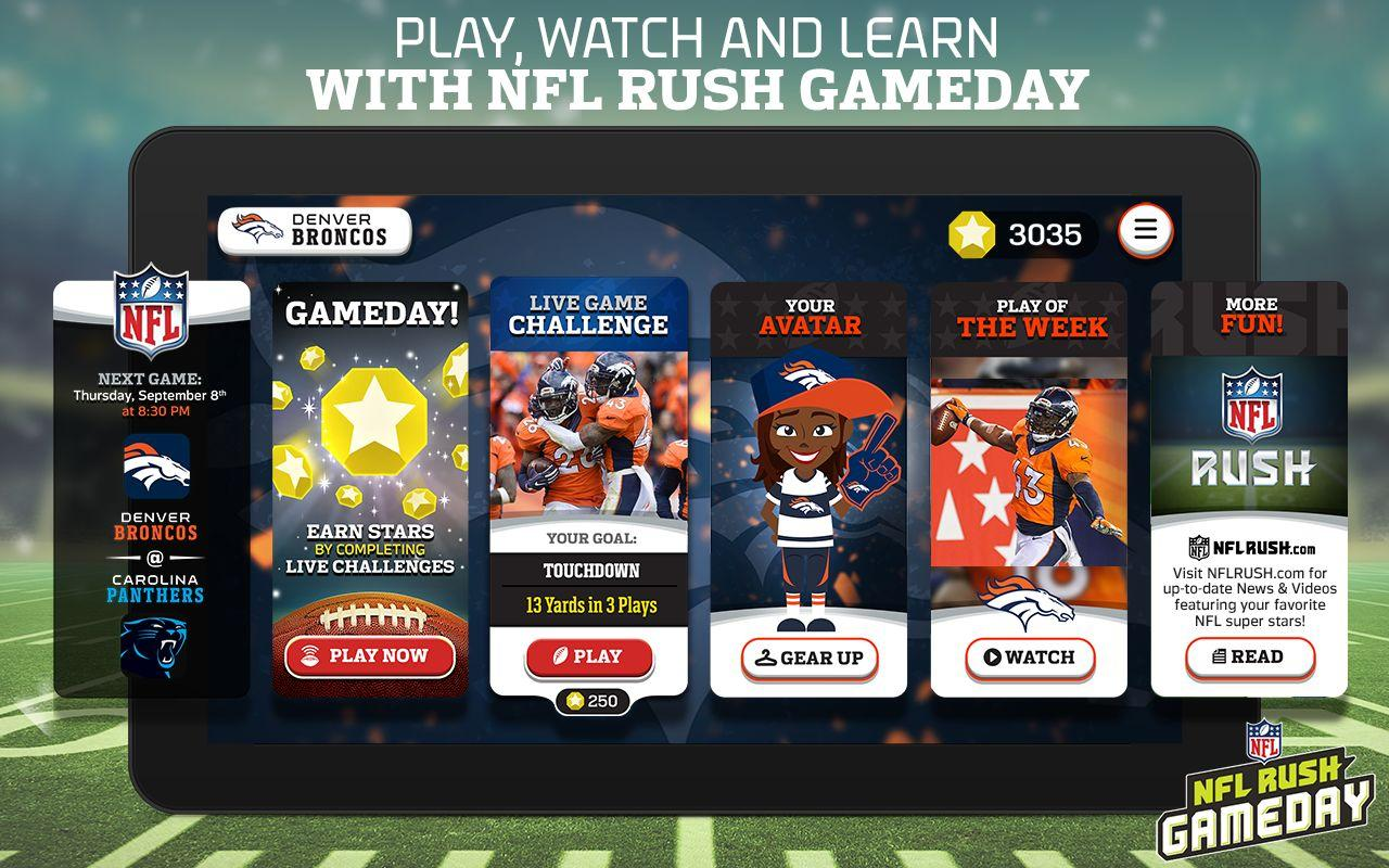 NFL Rush Gameday Screenshot 13