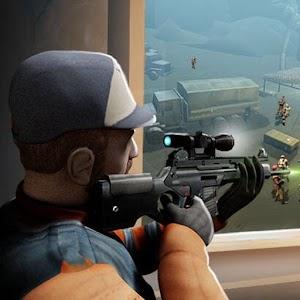 Cover art Frontier Target Sniper