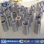 Gr2 ASTM B338 Titanium Tube For Heat Exchanger And Condenser