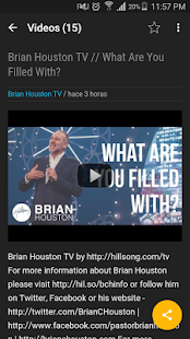 Pastor Brian Houston - screenshot