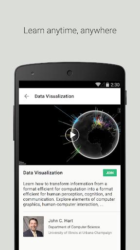 Coursera: Online courses screenshot 2