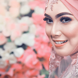 Mitha by Lay Sulaiman - Wedding Bride ( woman, wedding, beauty, bride, people, portrait,  )