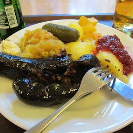 Christmas plate by Viive Selg - Food & Drink Plated Food