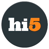 hi5 - meet, chat & flirt Icon