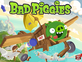 Screenshot of Bad Piggies