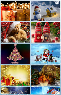 Christmas Messages - screenshot