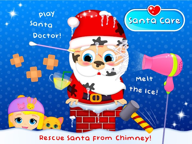 android Lily & Kitty Baby Christmas Screenshot 7